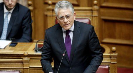 Παραιτήθηκε ο υφυπουργός Περιβάλλοντος και Ενέργειας
