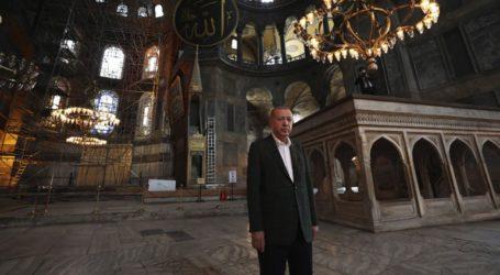 «Η εκνευριστική παράσταση του Ερντογάν»
