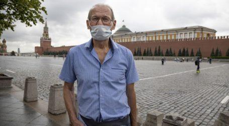 Ξεπέρασαν τις 800.000 τα κρούσματα του νέου κορωνοϊού στη Ρωσία