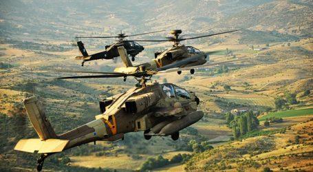 Ισραηλινά ελικόπτερα βομβάρδισαν συριακές θέσεις ως αντίποινα για βολές ολμοβόλων