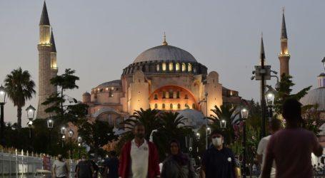 Η μετατροπή της Αγίας Σοφίας σε τέμενος «προωθεί τον διχασμό»