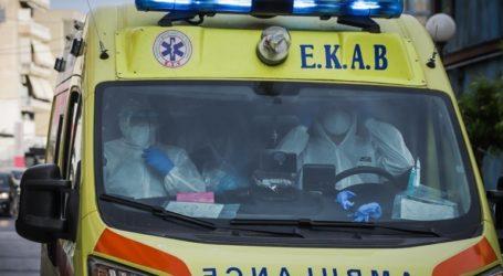 Κρήτη: Σοβαρό τροχαίο με δύο νεαρούς