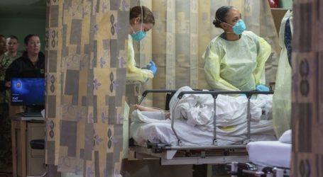 Ρεκόρ θανάτων από κορωνοϊό καταγράφηκε το τελευταίο 24ωρο