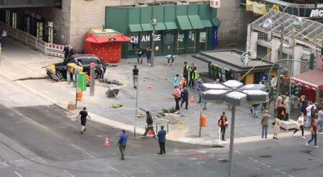 Αυτοκίνητο έπεσε πάνω σε πεζούς στο Βερολίνο