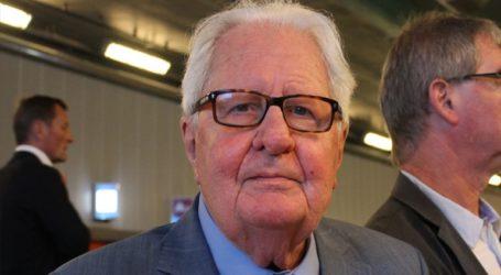 Γερμανία: Απεβίωσε ο πρώην πρόεδρος του SPD Χανς