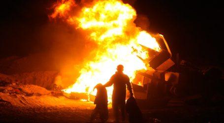 Έκρηξη σε αποθήκη όπλων στη νότια Βαγδάτη λόγω της ζέστης