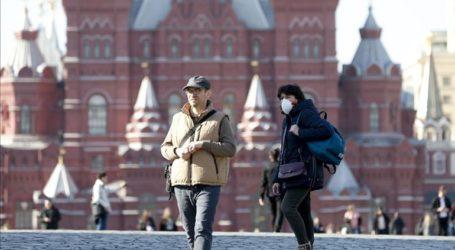 Η Ρωσία κατέγραψε 5.635 νέα κρούσματα κορωνοϊού