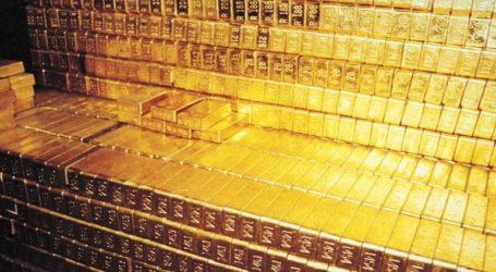 Σε ιστορικό υψηλό επίπεδο ανήλθε η τιμή του χρυσού