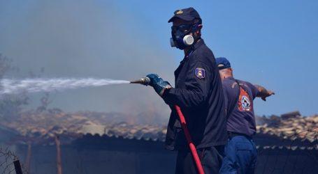 63 δασικές πυρκαγιές το τελευταίο 24ωρο στην Ελλάδα