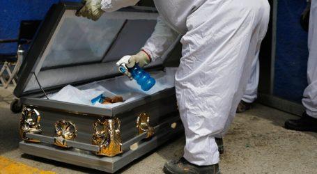 680 θάνατοι και 57.000 κρούσματα μόλυνσης σε 24 ώρες