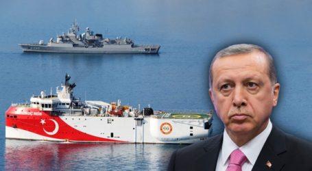 """""""Η Τουρκία παγώνει τις έρευνες στο Αιγαίο"""""""