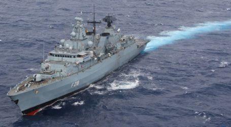 Η Γερμανία στέλνει στη Μεσόγειο φρεγάτα και 250 πεζοναύτες