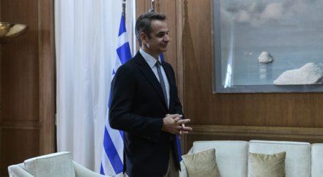 Τηλεδιάσκεψη ηγετών για τον κορωνοϊό με συμμετοχή του πρωθυπουργού