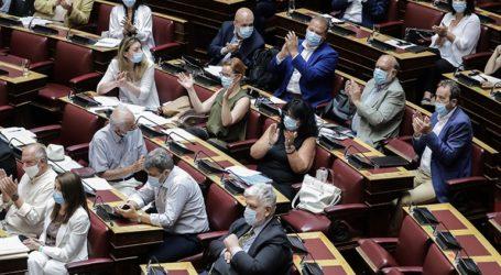 Δεκτό κατά πλειοψηφία το νομοσχέδιο του υπουργείου Οικονομικών
