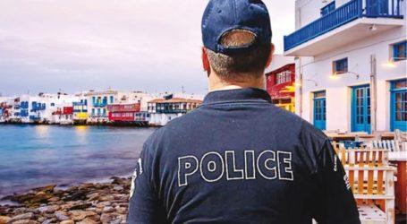 Η πρώτη σύλληψη στη Μύκονο για πάρτι σε βίλα με συνωστισμό