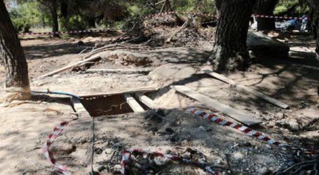 Δικογραφία σε βάρος τριών ατόμων για παράνομη ανασκαφή