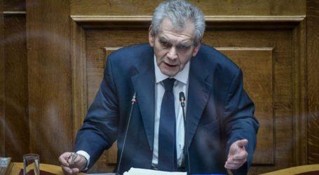 Στον Άρειο Πάγο παρέδωσε η Βουλή το υλικό που αφορά την πρόταση παραπομπής του Δ. Παπαγγελόπουλου