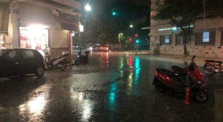 Λάρισα: Συνεχίζεται η κακοκαιρία – Πότε αναμένονται νέες καταιγίδες