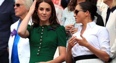Η σχέση αντιπαλότητας μεταξύ της Kate Middleton και της Meghan Markle