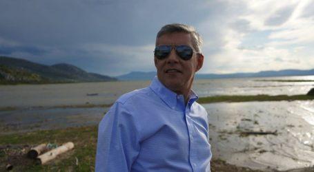 2,4 εκατομμύρια ευρώ από την Περιφέρεια Θεσσαλίας για την συντήρησητου ηλεκτρολογικού μηχανισμού στην λίμνη Κάρλα