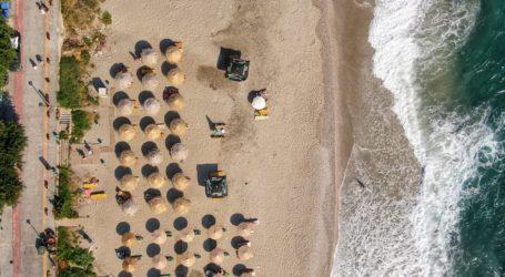 Καιρός για θάλασσα σήμερα Σάββατο σε όλη τη Μαγνησία