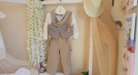Bridal Garden: Συλλογή Makis Tselios στα βαπτιστικά σετ!