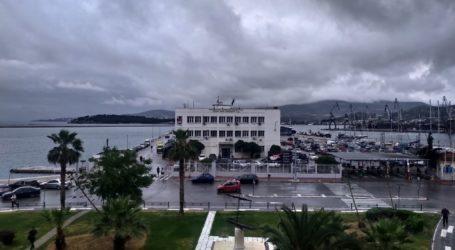 Μαγνησία: Άστατος καιρός και θυελλώδεις άνεμοι