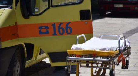 Παράσυρση γυναίκας από αυτοκίνητο στη Λάρισα