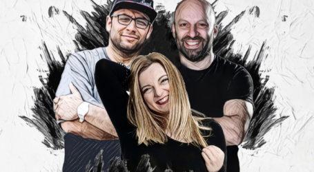 Comedy For The Masses Stand Up Comedy Show στον Βόλο