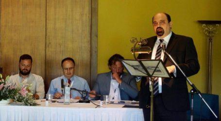 Χρ. Τριαντόπουλος από τη Σκιάθο: Ο κορωνοϊός δεν σταμάτησε τις πολιτικές για τη νησιωτική οικονομία