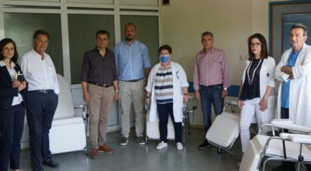 Στο πλευρό των πασχόντων από τη νόσο του Crohnμε προσωπική δωρεά ΚώσταςΑγοραστός, ΧρήστοςΚαλομπάτσιος και Νίκος Λιούπας