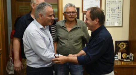 Στο Εμπορικό Επιμελητήριο ο Σκουρλέτης – Περισσότερα μέτρα για τους μικρομεσαίους ζήτησε ο Γιαννακόπουλος