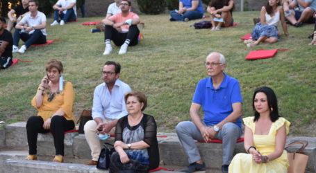 Λάρισα: Οι νέοι βγαίνουν στο προσκήνιο – Εκδήλωση με θέμα «Δημοκρατία, Νέοι-Νέες και Ανοιχτές Κοινωνίες» στο Β' Αρχαίο Θέατρο (φωτό – βίντεο)