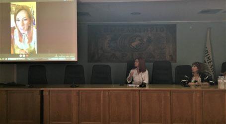 Συνεδρίασε η Επιτροπή Γυναίκειας Επιχειρηματικότητας του Επιμελητήριου Λάρισας