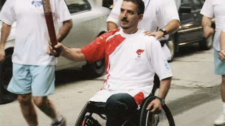 Λάρισα: Γνωστός παραολυμπιονίκης μήνυσε για ξυλοδαρμό τη συμβία του – Τι λέει ο ίδιος στο onlarissa.gr