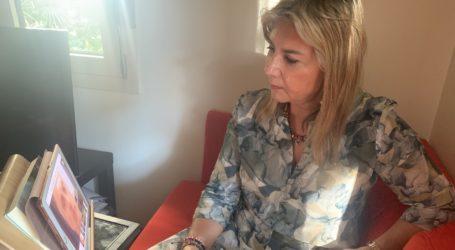 Ενεργός συμμετοχή Ζέττας Μακρή σε τηλεδιάσκεψη με Μάκη Βορίδη