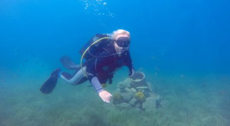 Δείτε εικόνες και βίντεο από την υποβρύχια κατάδυση της Κολυνδρίνη στον βυθό του Παγασητικού