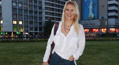 Η Κατερίνα Γκαγκάκη ανακοίνωσε ότι αποχωρεί από την τηλεόραση
