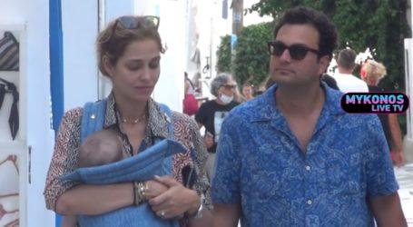 Ana Beatriz Barros: Διακοπές στη Μύκονο με τον Ελληνοαιγύπτιο κροίσο σύζυγό της και τους γιους τους