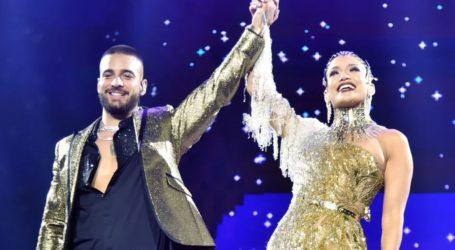 Η Jennifer Lopez ενώνει τις δυνάμεις της με τον Κολομβιανό σταρ Maluma!