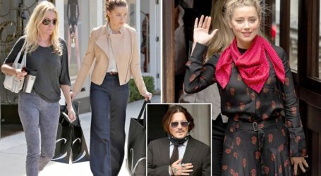 H στυλίστρια της Amber Heard εναντίον της στη δίκη με τον Johnny Depp: «Δεν είχε κανένα σημάδι»