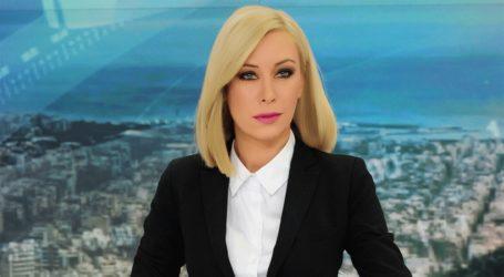 Αντριάνα Παρασκευοπούλου: Δάκρυσε on air μιλώντας για τους γιους της