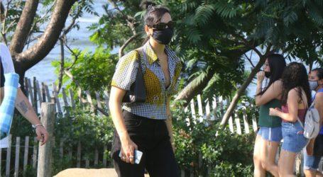 H Dua Lipa μόλις έκανε την πιο stylish εμφάνιση στους δρόμους της Νέας Υόρκης