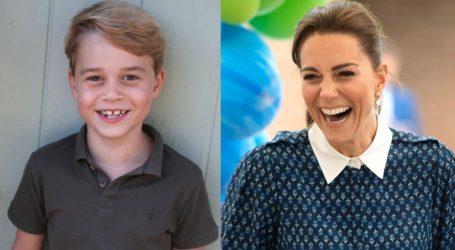 Ο πρίγκιπας George γίνεται 7 ετών – Δείτε τις φωτογραφίες που τράβηξε η Kate Middleton