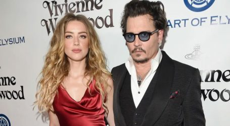 Amber Heard: «Χτύπησα τον Johnny Depp για να υπερασπιστώ την αδελφή μου»