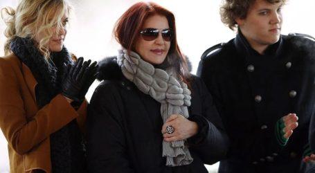 Priscilla Presley για την αυτοκτονία του εγγονού της: «Το σοκ της απώλειας του Ben ήταν συντριπτικό»