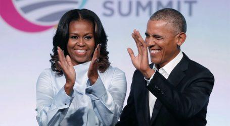 Ο Barack Obama είναι ο πρώτος καλεσμένος της Michelle Obama στο Spotify podcast