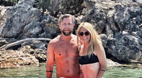 Νατάσα Σκαφιδά – Γιάννης Βαρδής: Αναβλήθηκε η βάπτιση του γιου τους λόγω κορωνοϊού