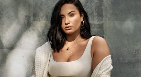 Η Demi Lovato γιόρτασε τα δύο χρόνια της απεξάρτησής της από τα ναρκωτικά!