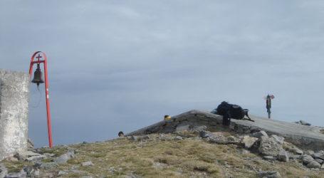 Πανηγυρίζει το Εκκλησάκι του Προφήτη Ηλία στην κορυφή του Κισσάβου